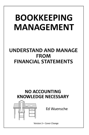 Understand and Manage from Financial Statements